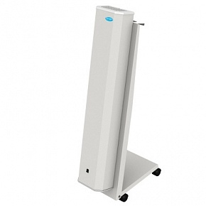 UV air purifier on mobile platform MCK-910.1