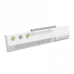 Wall-mount medical supply unit 350.03.04.01.01.10