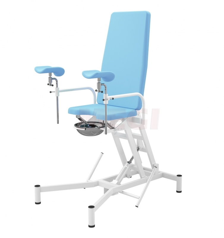 Hydraulic gynaecological examination chair MCK-411